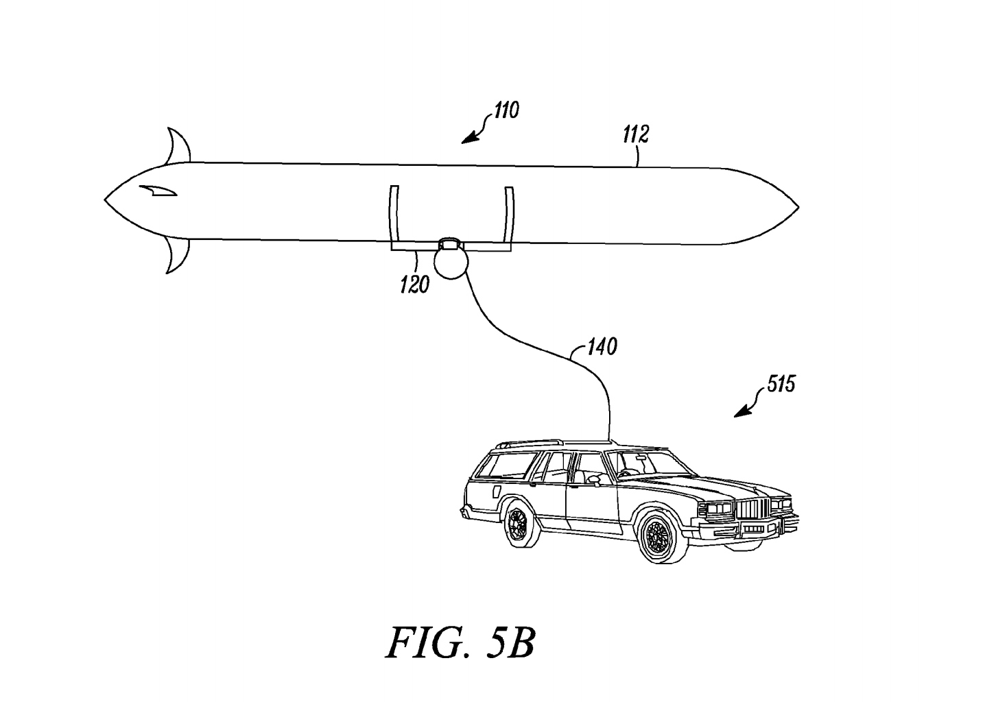 Boeing S Blimp Drones Could Refuel While Airborne And Fly