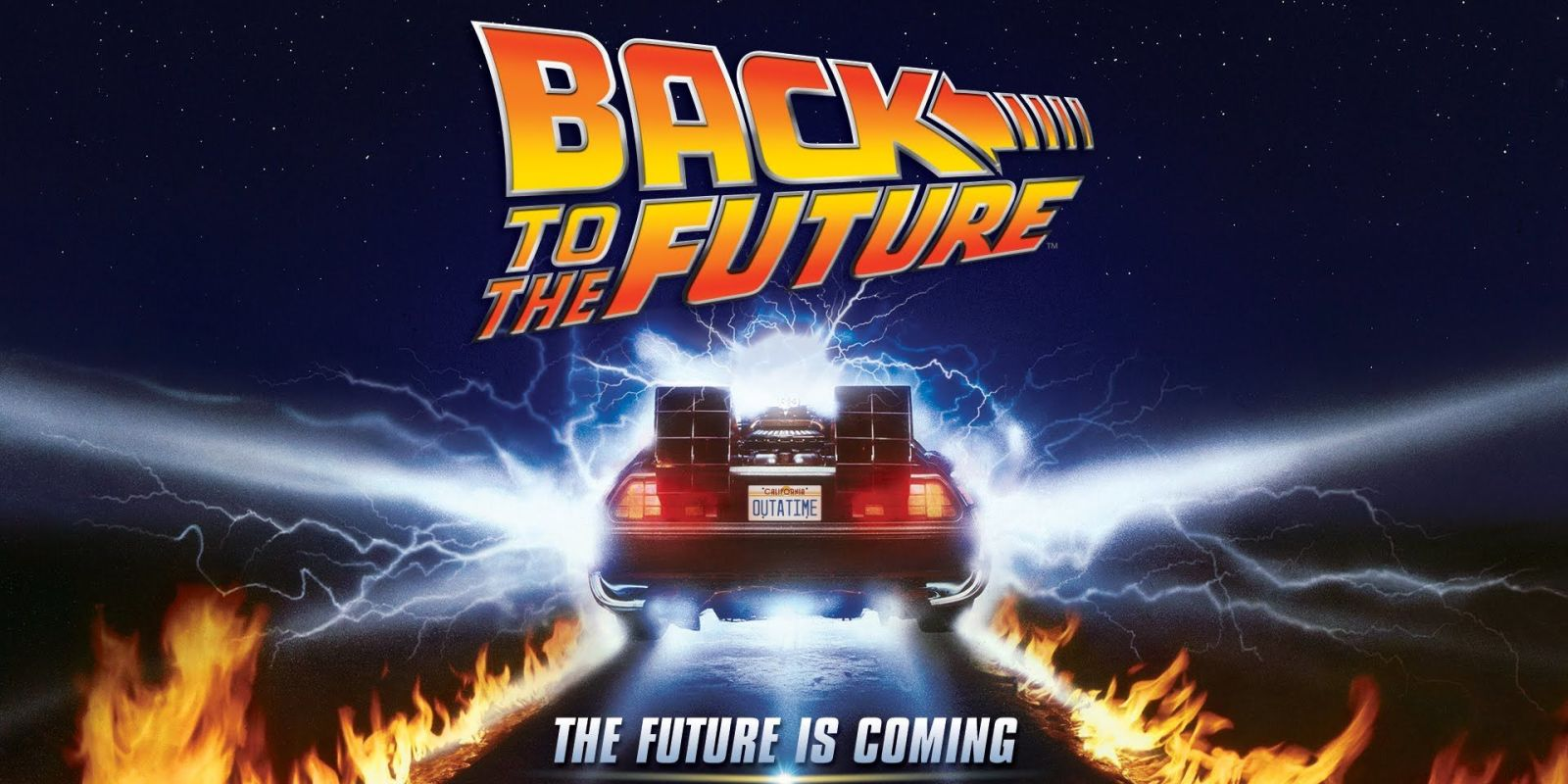 Back To The Future Is Coming Back To The Theater