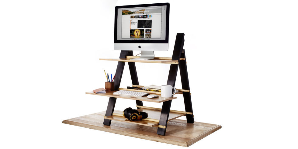 How To Build A Standup Desk