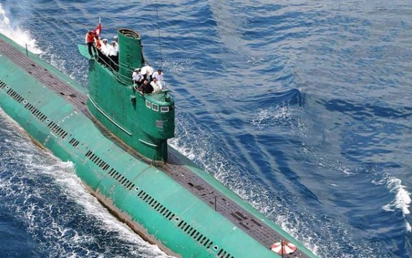 North Korean Submarine Reportedly Missing