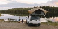 8 Stunning Roof Top Tents That Make Camping a Breeze ...
