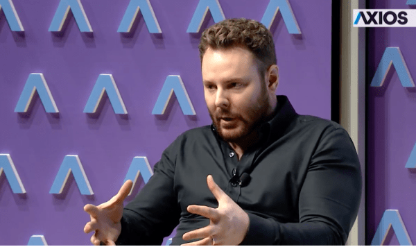 Facebook founder Sean Parker