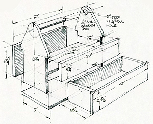 How to Build a Toolbox: Simple DIY Woodworking Project