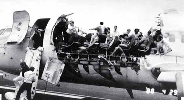 Air Canada Flight 797 Victims