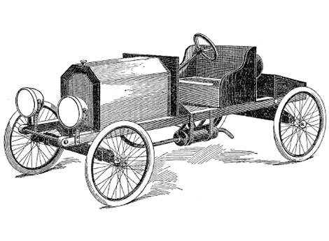 The Boy Mechanic Makes Toys: A Boy's Motor Car