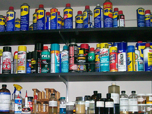 WD40 Oil Alternatives  The Case Against WD40