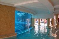 The World's 18 Strangest Pools   Crystal Rain Pool And Spa ...