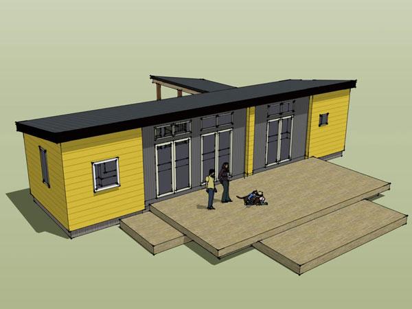 """Step Inside The First """"Ikea House"""""""