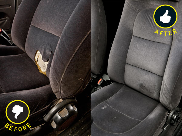 replace car interior cost