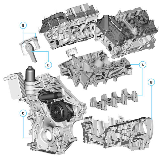 2001 Ford Explorer Engine Diagram