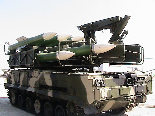 RussianMade AntiAircraft Missiles A History of Violence