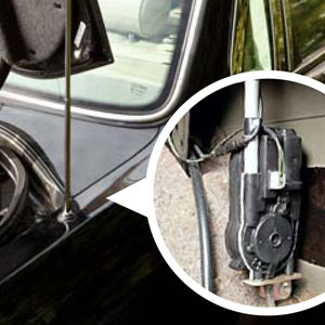 2005 Cadillac Deville Radio Wiring Diagram 4 Steps To Fix That Pesky Car Radio Antenna