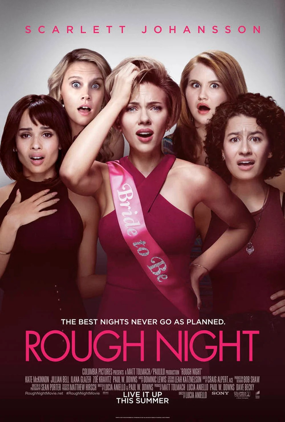 Image result for rough night