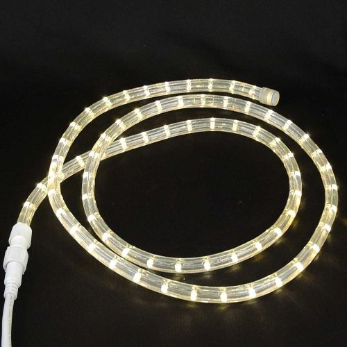 small resolution of warm white custom 12 volt led rope lights 1 2 2 wire wiring 12v led rope light