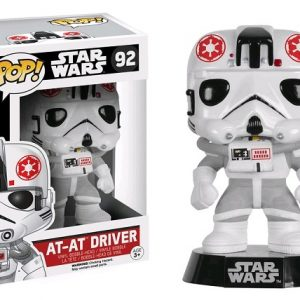 Star Wars AT-AT Driver #92 - at-at driver star wars pop vinyl figure - pop toys