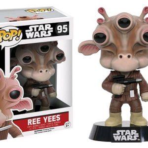 Star Wars Ree Yees #95 - ree yees star wars pop vinyl figure - pop toys