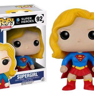 DC Comics Pop Vinyl: Supergirl - supergirl - dc super heroes pop vinyl figure - pop toys