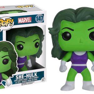 Marvel Pop Vinyl: She-Hulk - she-hulk marvel pop vinyl figure - pop toys