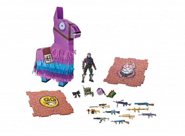 Fortnite Llama Drama Loot Pinata by Jazwares - image FNT0009_FNT_Llama-Drama-Loot-Pinata_Llama-Group-web-1024x751-600x440 on https://pop.toys