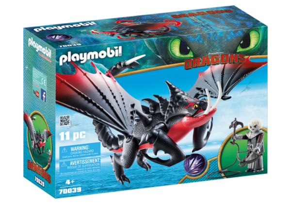 Playmobil Dragons 70039 Deathgripper and Grimmel - image 70039_product_box_front-600x420 on https://pop.toys