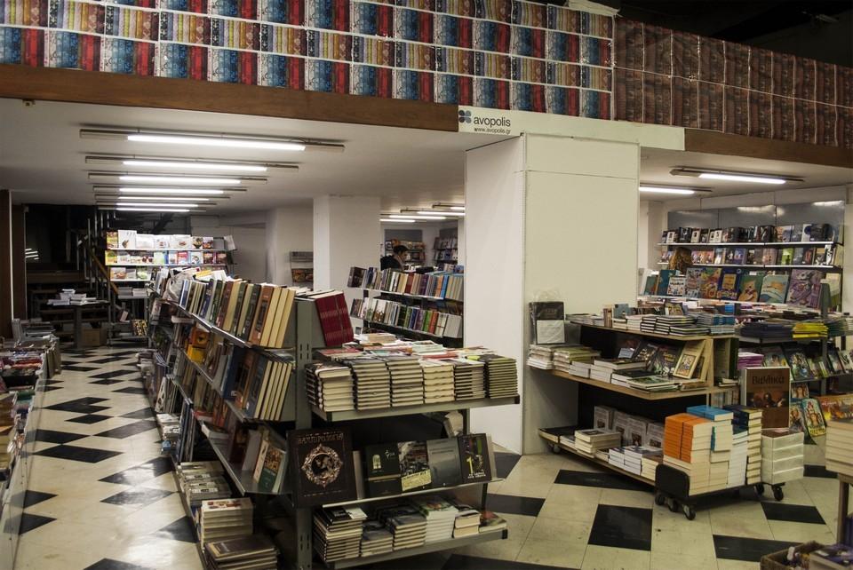 Μπαζάρ Βιβλίου, Κολοκοτρώνη
