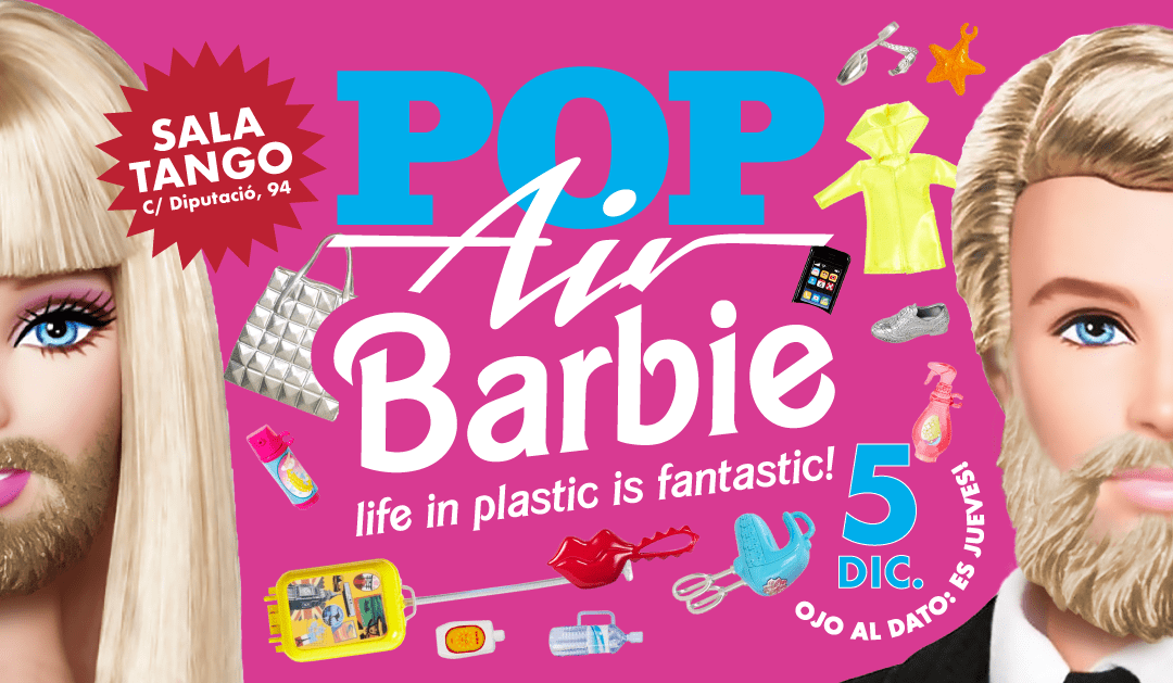 POPair: BARBIE!