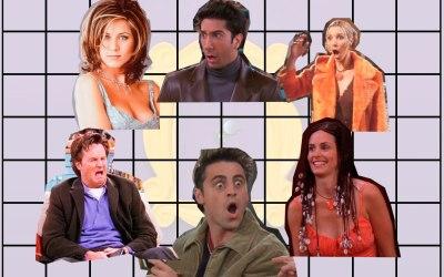 TEST!: ¿Qué personaje de FRIENDS eres?
