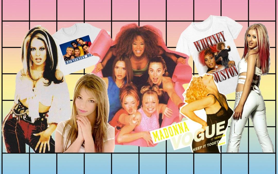 Los 10 ARTISTAS MUSICALES más totales de los 90