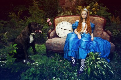 Alice with the dogby ~Voodica