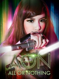 2NE1 All or Nothing AON Sci-fi Concept Photo (4)