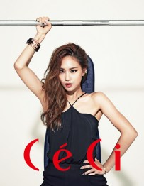 Fei miss A Ceci Magazine August Issue 2013 (3)