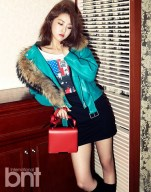 Gayoon 4minute - bnt International December 2013 (2)