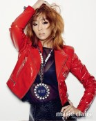 Hyorin - Marie Claire Magazine January Issue 2014 (2)