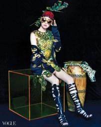 2NE1 - Vogue Magazine May Issue 2014 (9)