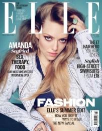 Amanda Seyfried - Elle UK (junio 2014) (1)
