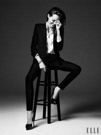 Angelina Jolie - Elle magazine (junio 2014) (2)