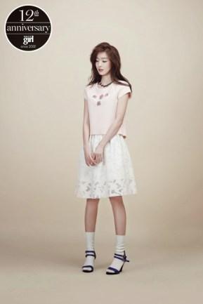 Hyosung and Sunhwa SECRET Vogue Girl March 2014 (7)