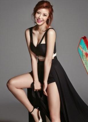Hyosung SECRET - Cosmopolitan Magazine April Issue 2014