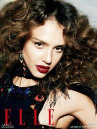 Jessica Alba – Elle Magazine China (May 2014) (4)