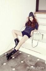 Krystal Jung f(x) Marie Claire December 2013 (2)