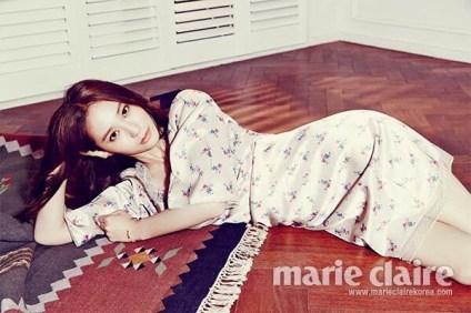 Krystal Jung f(x) Marie Claire December 2013 (6)