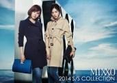 Lizzy & Jooyeon & Nana After School - Mixxo Spring Summer 2014 (8)