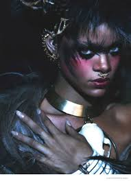 Rihanna - W Magazine (Septiembre 2014)