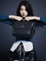 Suzy miss A W Magazine December Mag (2)