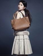Suzy miss A W Magazine December Mag (4)
