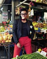 T.O.P (Big Bang) - Vogue Korea (noviembre 2014) (12)