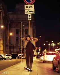 T.O.P (Big Bang) - Vogue Korea (noviembre 2014) (2)
