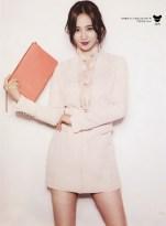 Yuri - InStyle Magazine May Issue 2014 (3)
