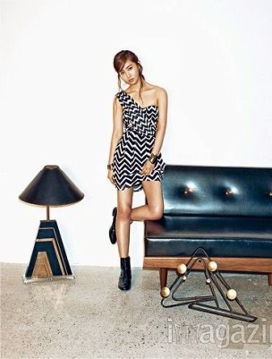 Yuri SNSD Harper's Bazaar March 2014 (8)