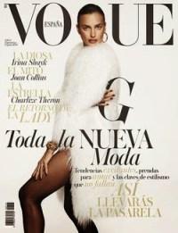 Irina Shayk - Vogue Magazine [Spain] (September 2014)